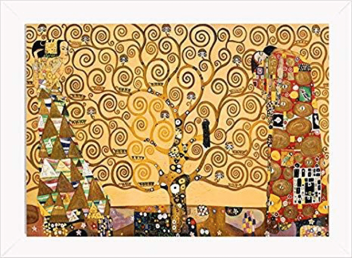 Gustav Klimt. Albero della vita