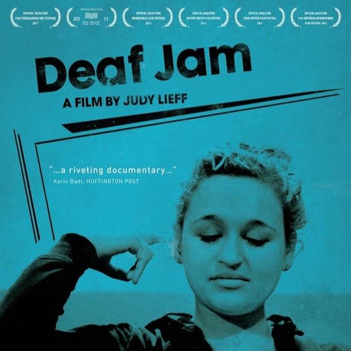 Locandina film deaf jam