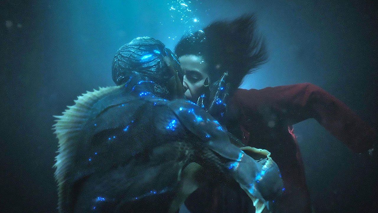 The Shape of Water o la forma dell'amore? Riflessioni