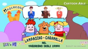 Arriva su Rai Yoyo il primo cartone animato accessibile @ TV
